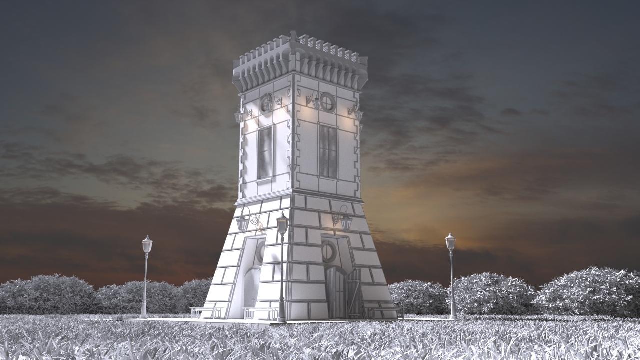 Rendering 3D | Render 3D | Animazioni 3D | W & E Srl