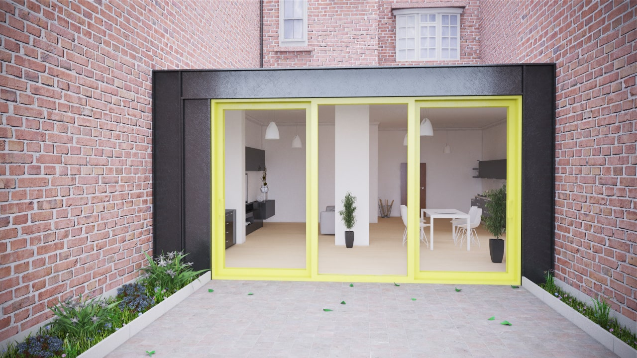 Rendering Esterni | Rendering Architettonici