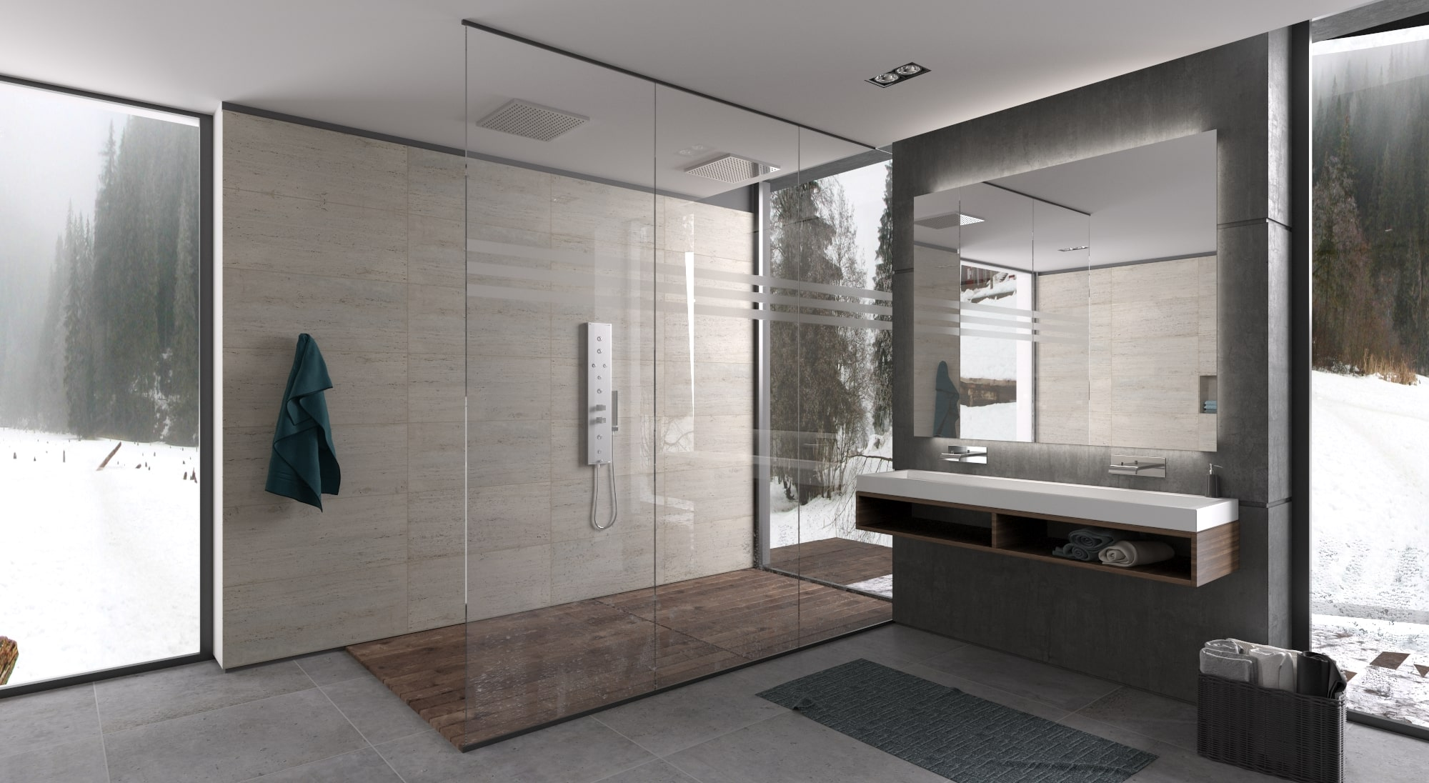 Rendering luxury Bagno