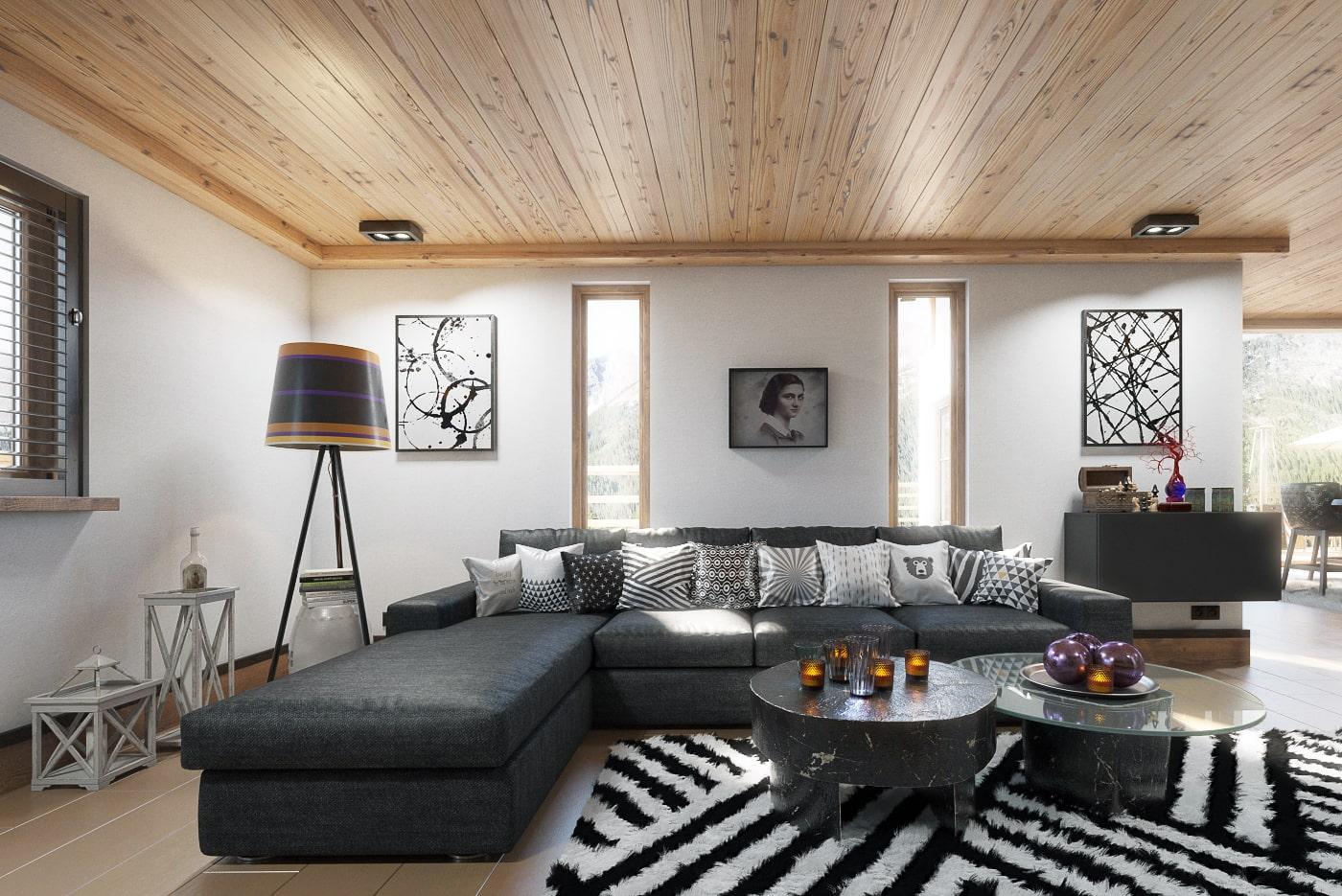 rendering appartamento